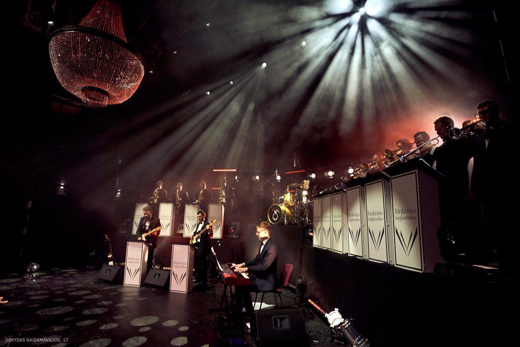orkestras renginiams