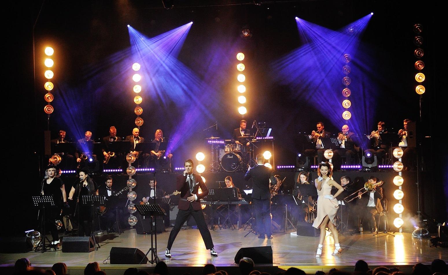 koncertai šventėms